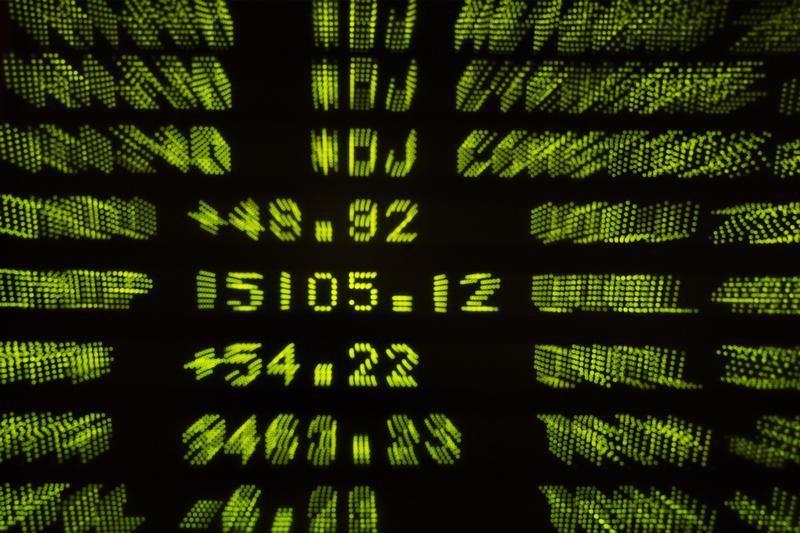 美國股市最新行情 美元指數期貨上漲0.49%
