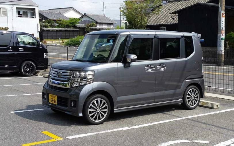 日本也流行老年代步车?注意!此代步车非彼代步车!