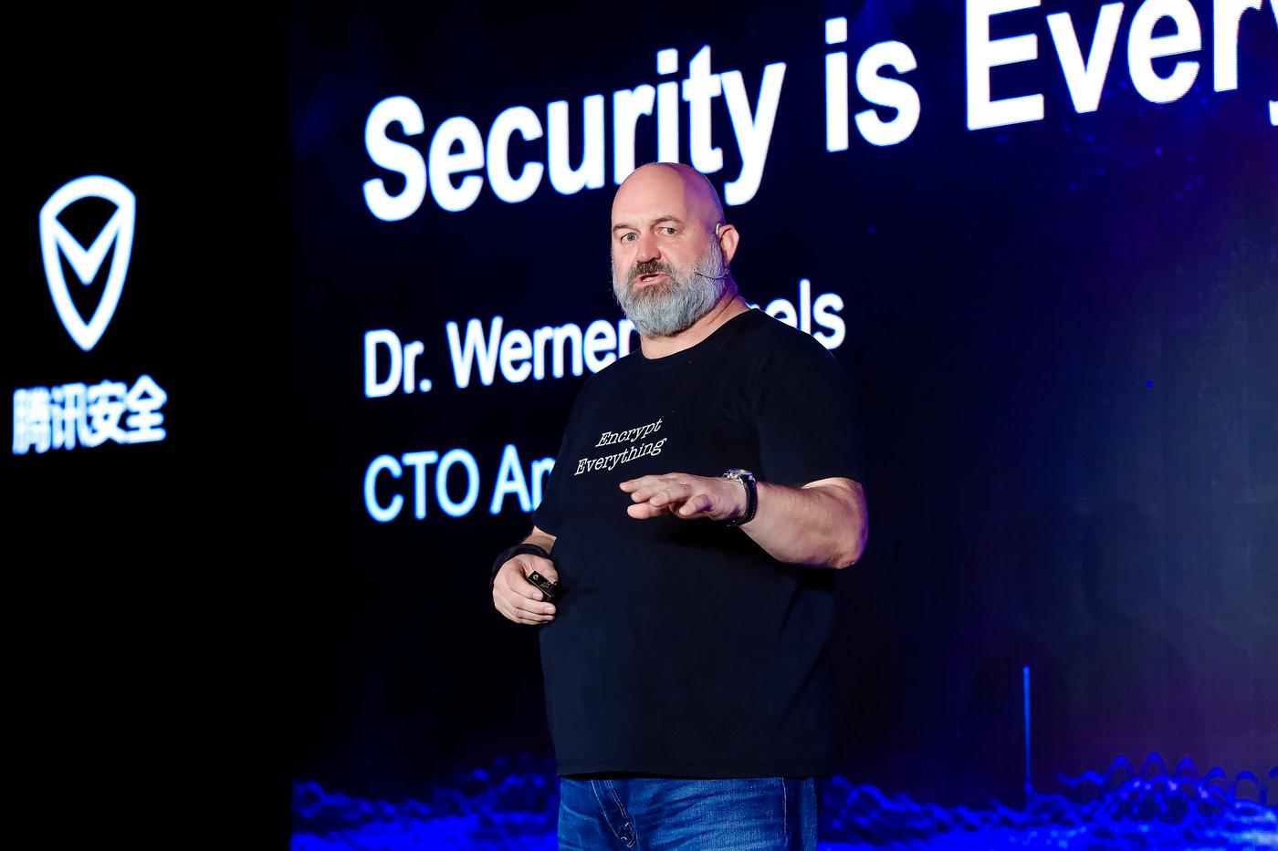 亚马逊首席技术官谈网络安全自动化:这是每个工程师的事情,是趋势