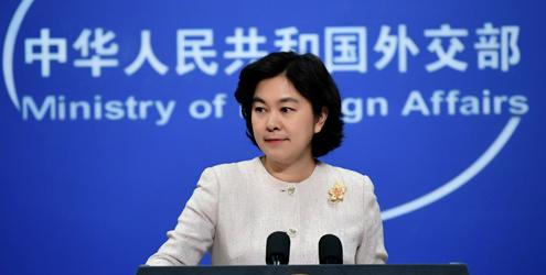 外交部:赞赏朝方在香港问题上发