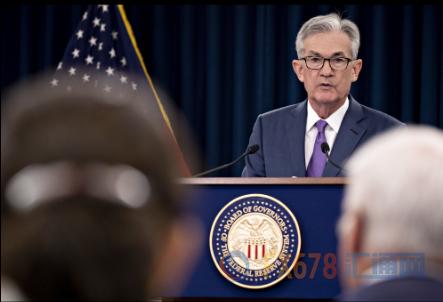 """美联储利决议四大要点 鲍威尔只是""""预防式""""降息,fxcm外汇模拟交易软件"""
