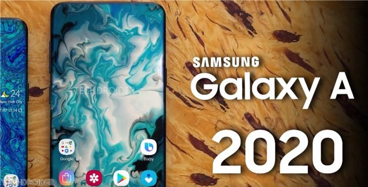 三星Galaxy A51和A71將采用Exynos 9630 基于8nm工藝