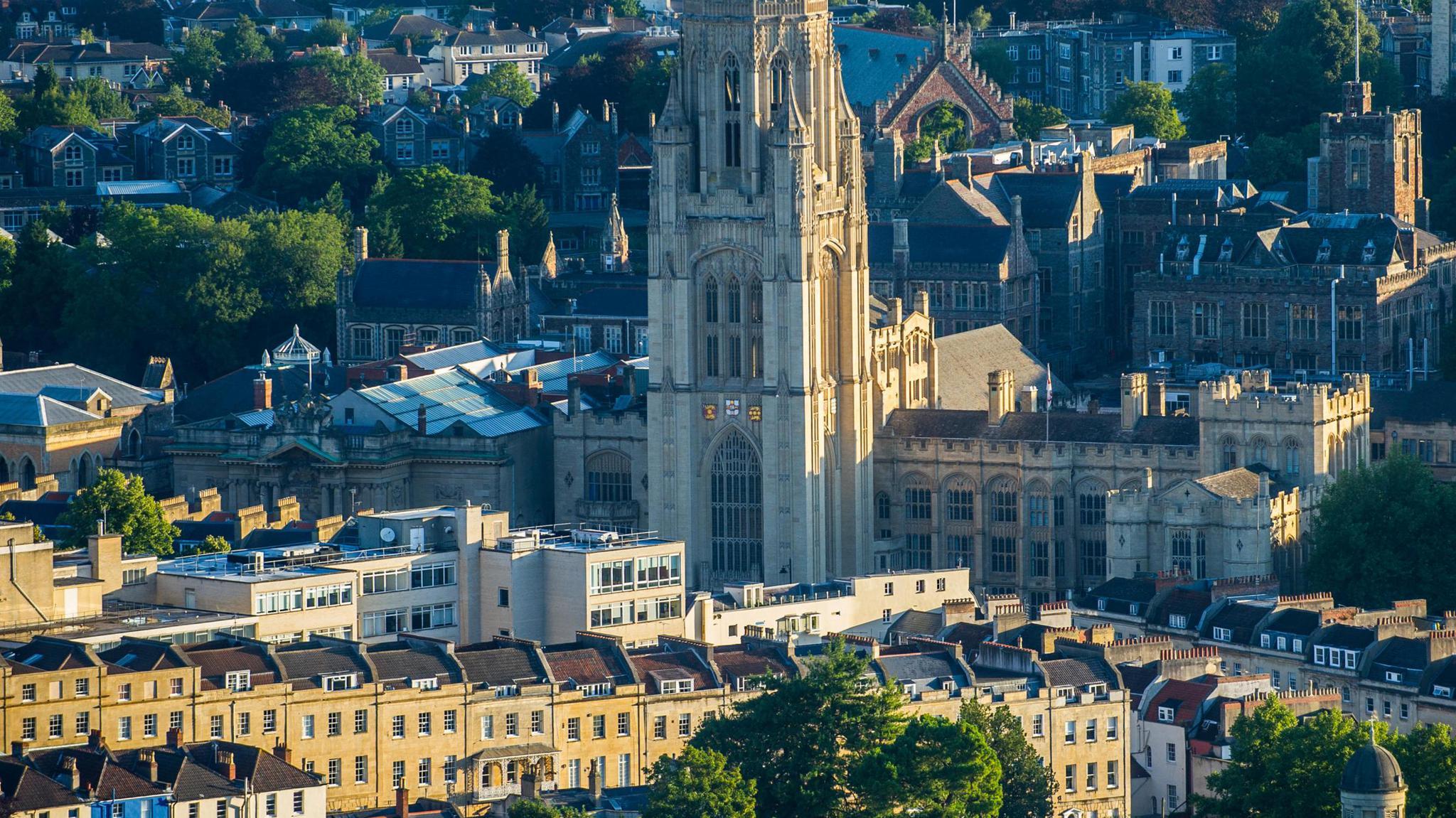 英国布里斯托大学(图源:泰晤士报)