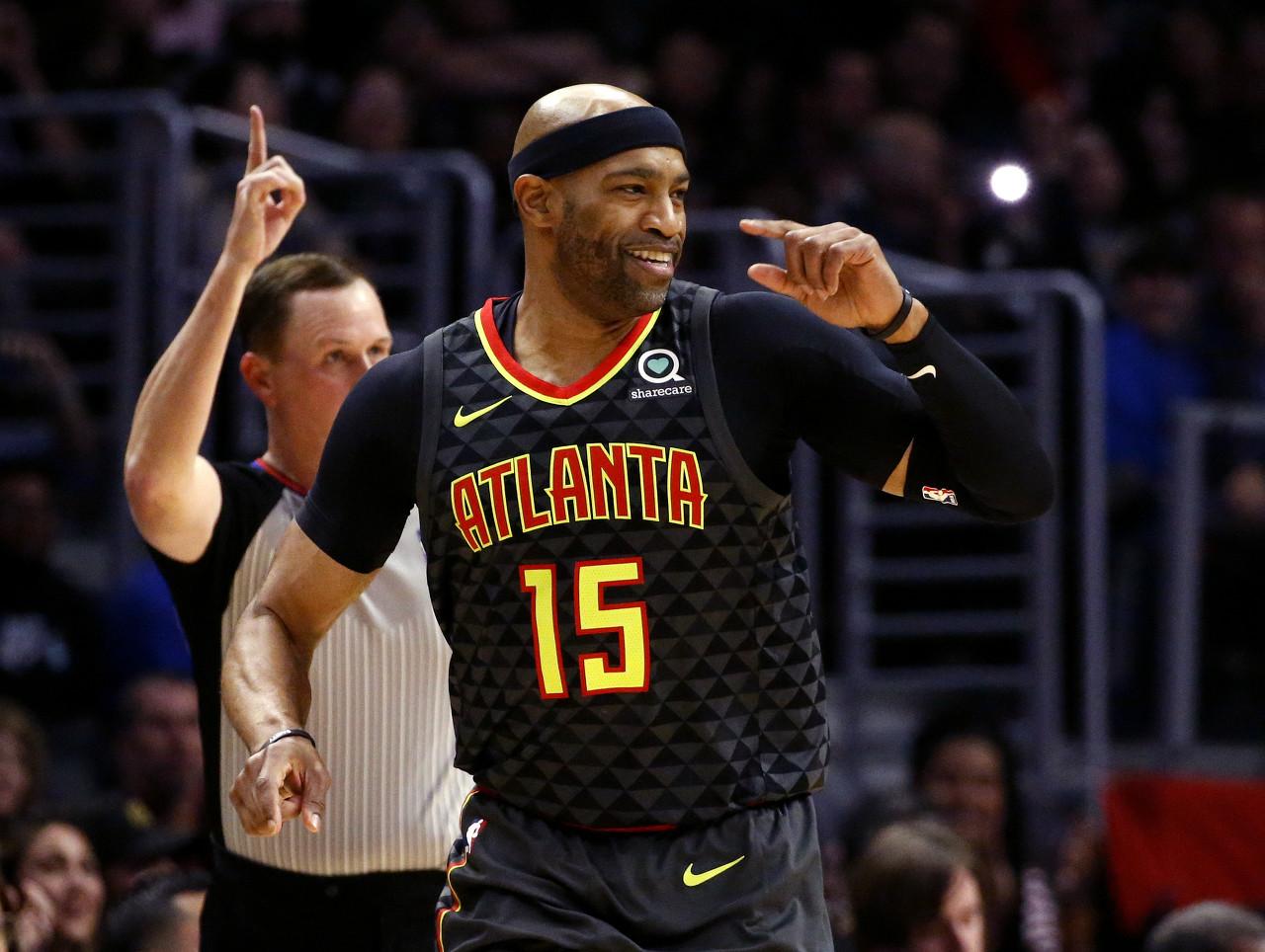 卡特有望成为首位在4个10年都有征战经历的NBA球员
