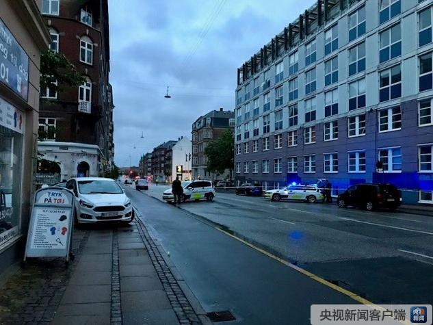 丹麦首都一警察局遭遇爆炸袭击 一周内第二起