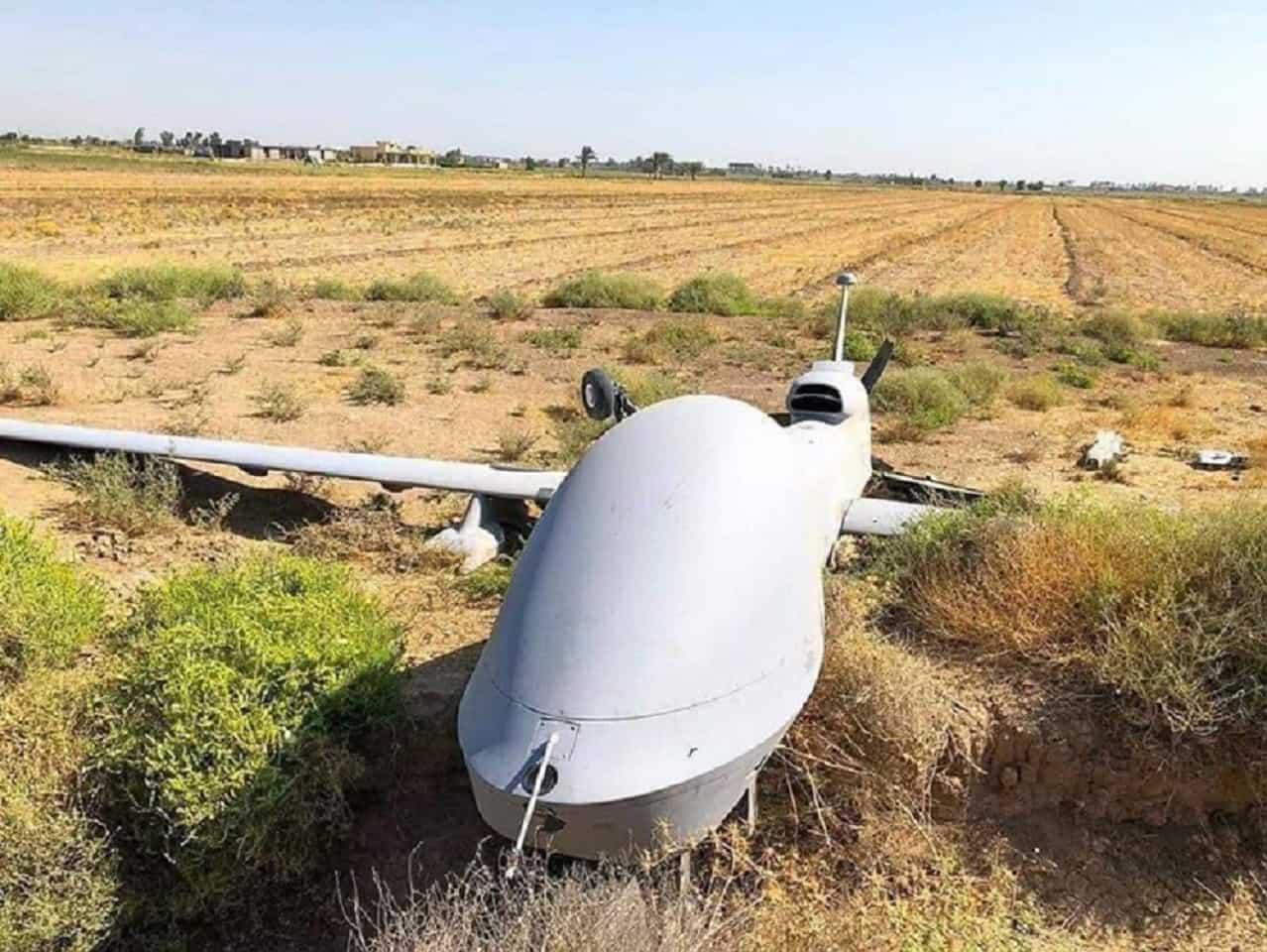 美媒称美军无人机在伊拉克坠毁 可能遭电子干扰