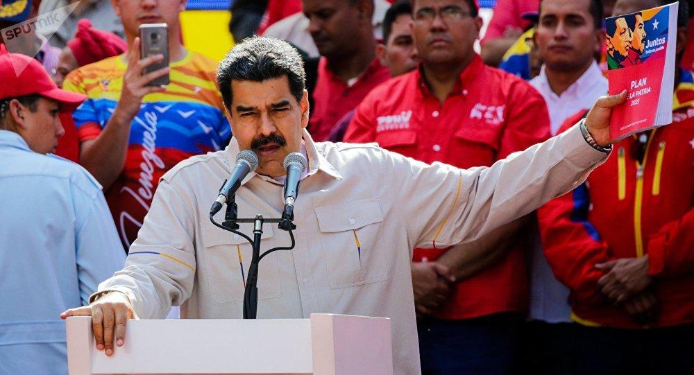 委决定加大石油产量 马杜罗:必须创造财富来源