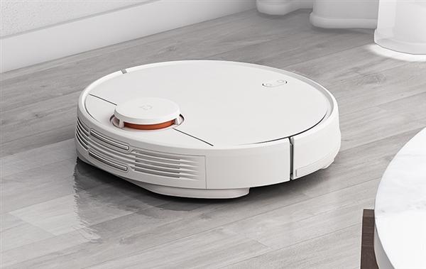 米家扫拖机器人发布:三种模式 比妈妈拖得都干净