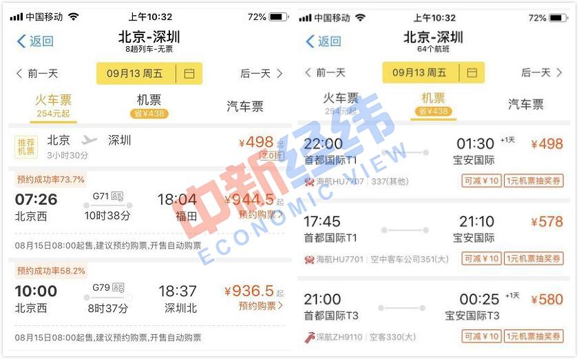 图片来源:第三方售票平台截图