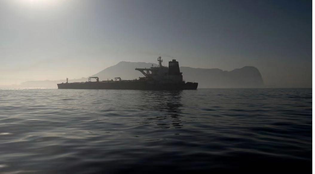 "365bet体育在线滚球-获释了 被扣伊朗油轮""格蕾丝一号""驶离直布罗陀"