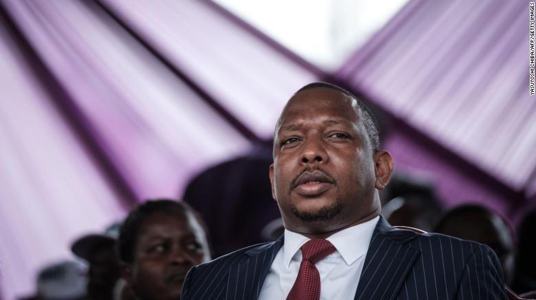 肯尼亚议员去世 好友在葬礼上当众揭穿其婚外情