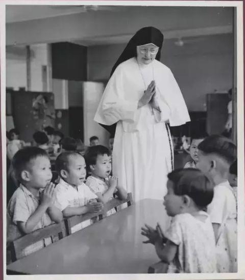1962年香港幼稚园