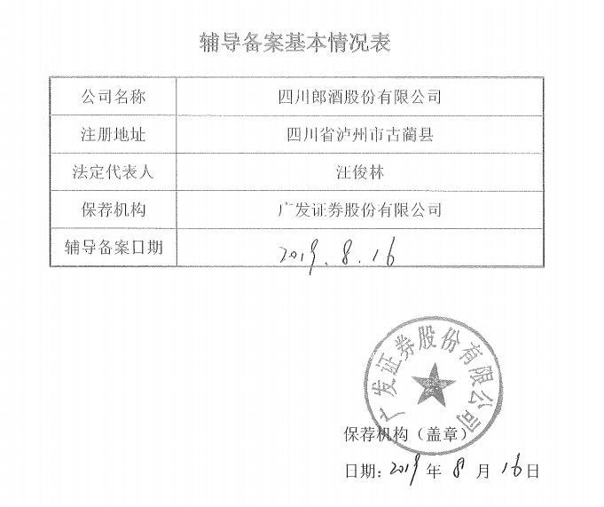 郎酒IPO正式启动 泸州千亿白酒三年行动群狼出没