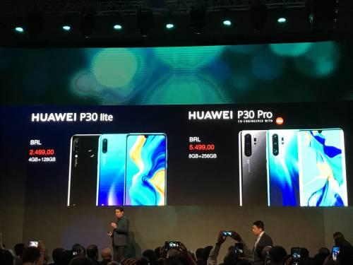 日本都科摩通信将恢复订购华为P30 Pro 从5月开始就中断订购