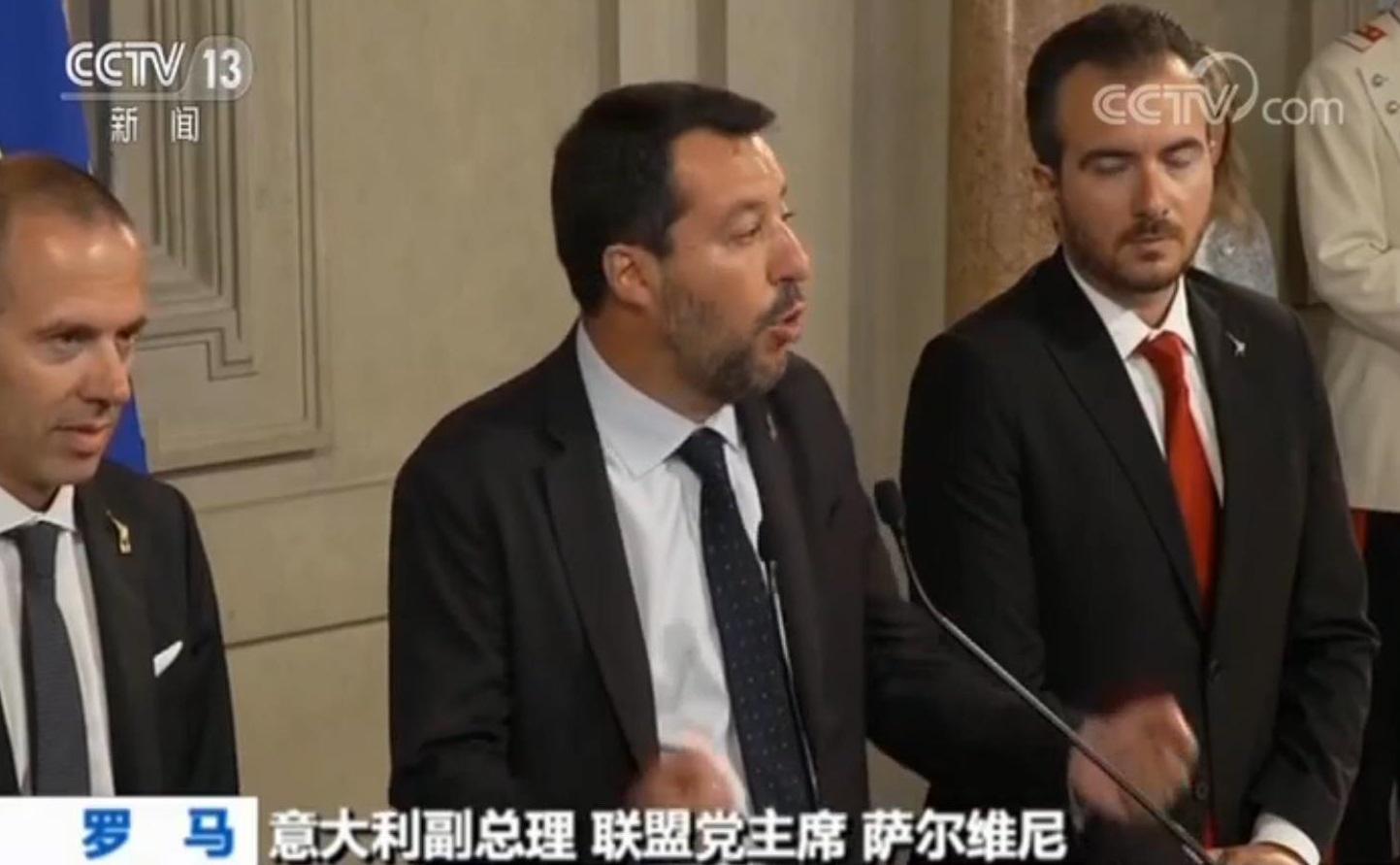 【蜗牛棋牌】意大利总统会晤各党派 欲化解政治危机