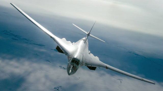 俄美加紧空中战略核力量升级 新战略轰炸机哪家强