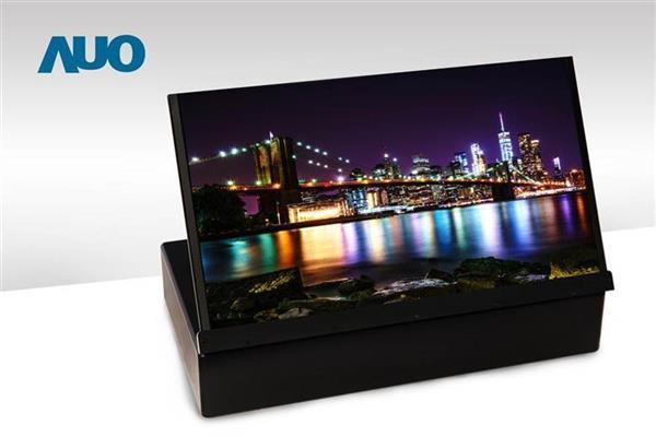 友达推出17.3寸OLED面板,适用于高端笔记本