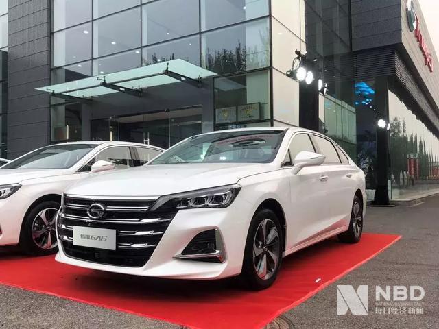广汽传祺7月销量下滑35% 传祺已无月销万辆车型