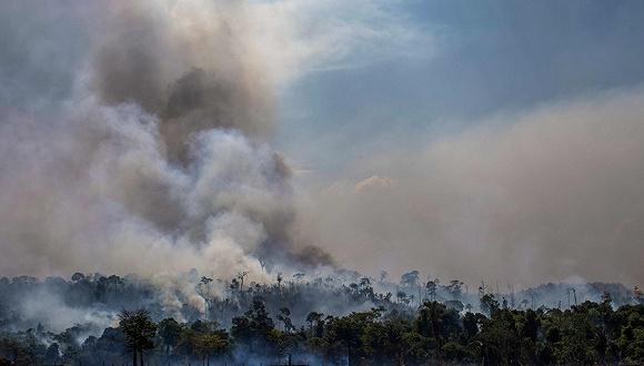 亞馬孫大火危害開始顯現 濃煙擴散呼吸病患者激增
