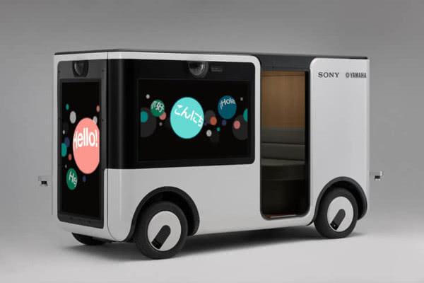 索尼与雅马哈合作推出无人驾驶AR公交车或明年上路