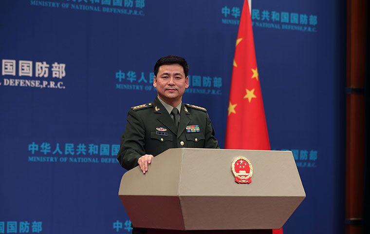国防部回应武警在深圳演习:正常安排每年都要进行