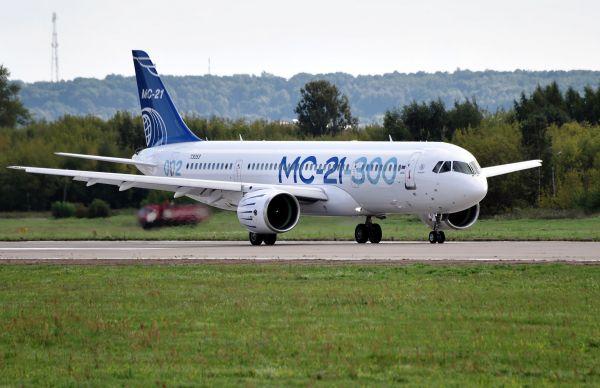 俄罗斯欲向海外市场供应最新MC-21客机(路透社)