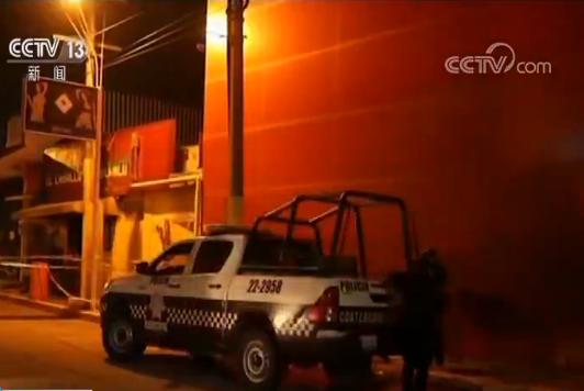 墨西哥酒吧纵火案死亡人数升至29人 总统下令彻查