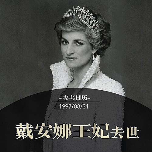 20多年后英国王妃戴安娜的死因依然遭到追查