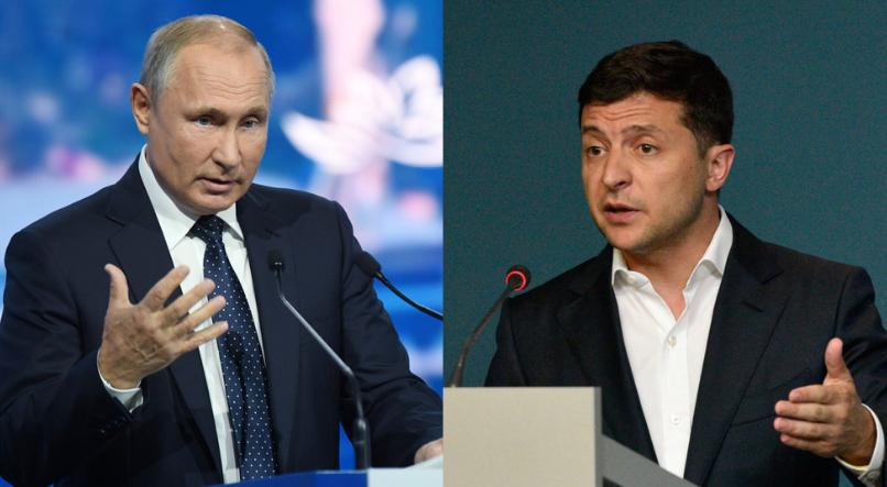 普京与泽连斯基通话谈换囚:修补俄乌关系重要一步