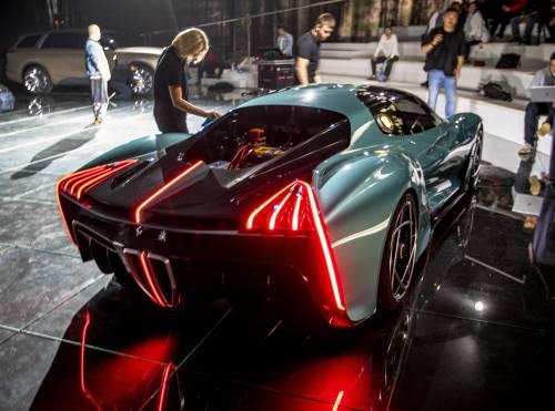 中国成今年法兰克福车展参展企业最多国家 共计79家