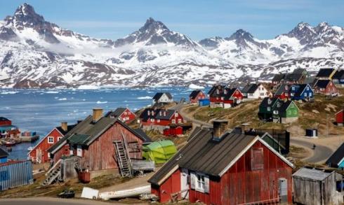 格陵兰岛(图:路透社)