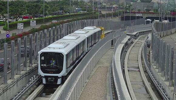 澳门轻轨开通,中国再添一座拥有轨道交通城市