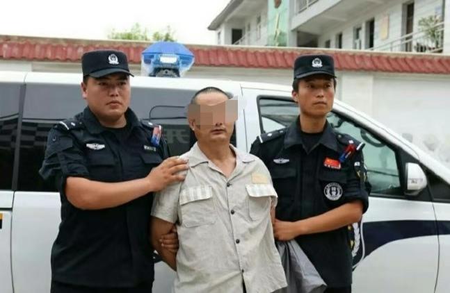 王昌胜被警方控制。警方供图