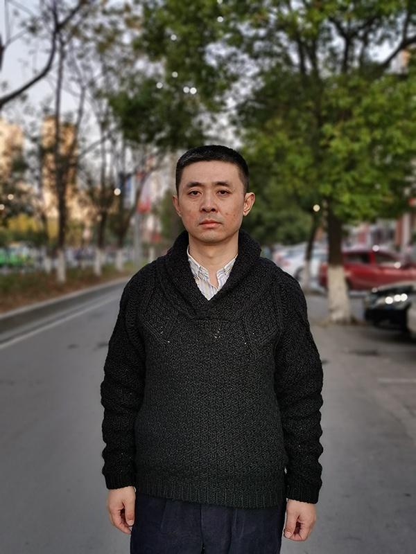 被羁押449天后,熊昕取保候审。 本文图片均由澎湃新闻记者 朱远祥 摄