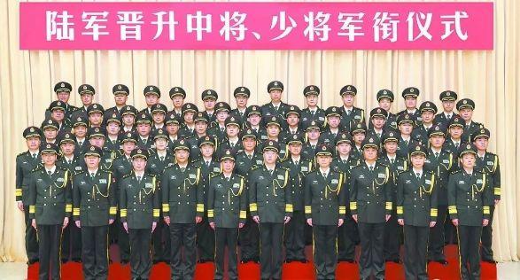 中央候补委员跨军种履职