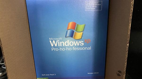 """微软发布WinXP纪念毛衣:各种""""致敬""""堪称情怀满分图2"""