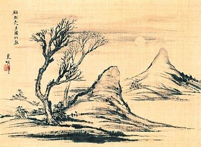 熊秉明艺术展在京举行