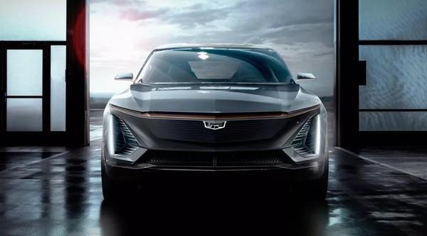 凱迪拉克將在2030年成為純電動汽車品牌