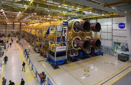 火箭,发射系统,太空,载客,航天员