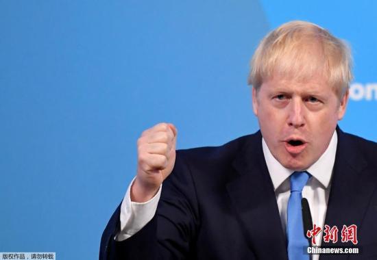 """英国经济指标证明""""鲍里斯反弹""""真实存在"""