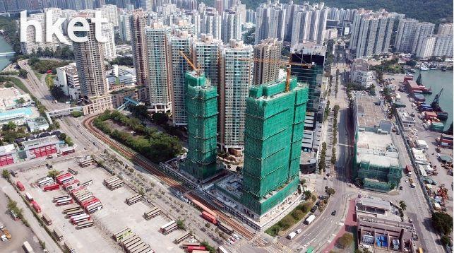 香港楼市(资料图)。来源:港媒