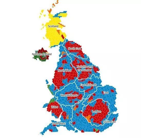 英国选举现象