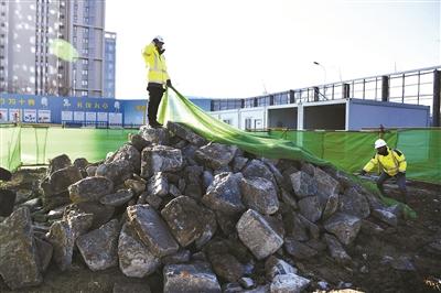 北京建成109個建築垃圾資源化處置點