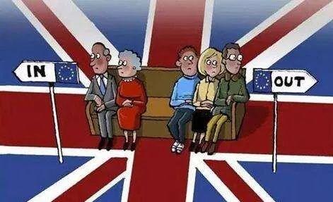 """英国人的""""脱欧""""公投投为难了"""