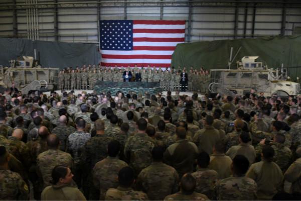 两名美军人员在伊拉克北部被打死
