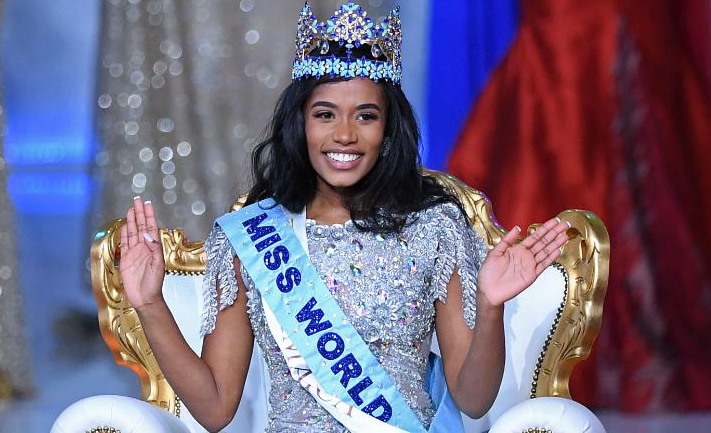 首次 世界小姐等五大顶级选美比赛冠军都是黑人