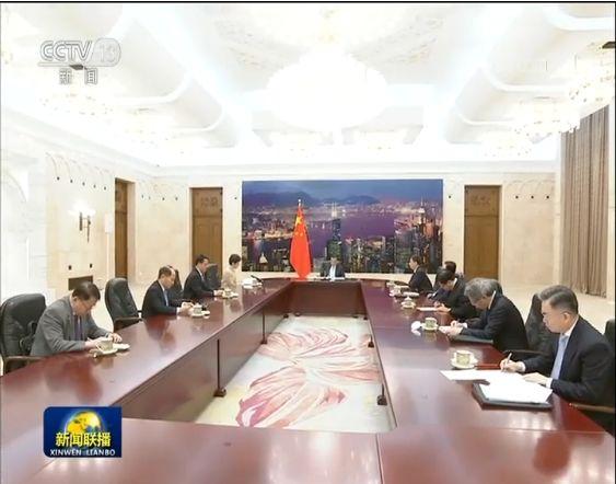 林郑月娥来京述职 有两个重要变革