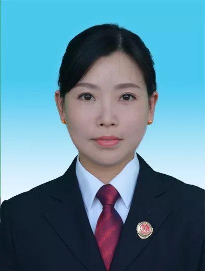 安徽省望江县人民检察院 第一检察部负责人 孙文霞