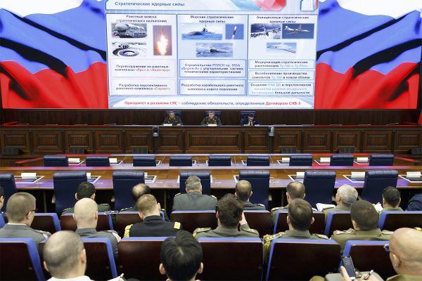 """俄罗斯军方吐露""""穹顶""""太空导弹预警体系(俄罗斯国防部网站)"""