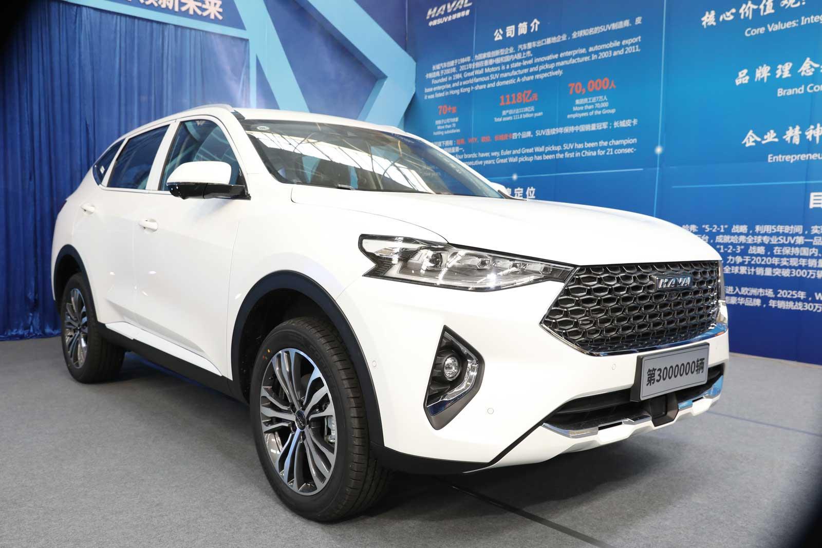 长城汽车天津生产基地3